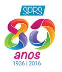 Logo 80 anos SPRS