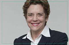 Presidente da SBP Dra. Luciana Rodrigues Silva