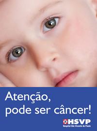 Oncologia Pediátrica Câncer Infantil HSVP SPRS