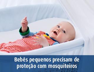 SPRS mosquiteiro febre amarela
