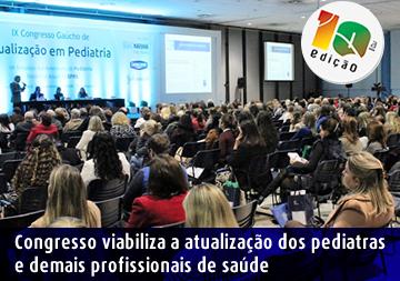 congresso gaúcho de pediatria sprs