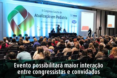 Congresso Gaúcho de Atualização em Pediatria SPRS