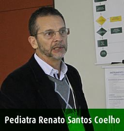 Pediatra Renato Santos Coelho SPRS