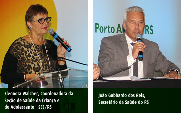 Eleonora Walcher e João Gabbardo SPRS