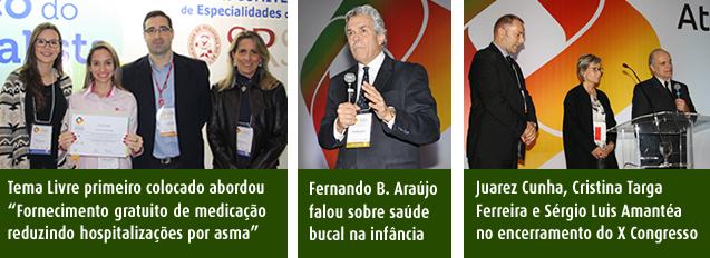X Congresso Gaúcho de Atualização em Pediatria SPRS