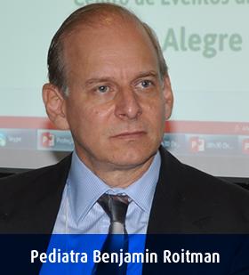 Pediatra Benjamin Roitman SPRS