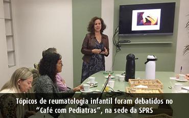 Café com Pediatria SPRS Reumatologia