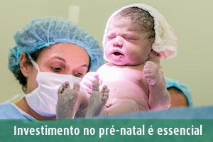 mortalidade infantil RS SPRS