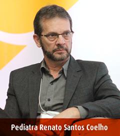 Pediatra Renato Coelho SPRS