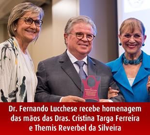 SPRS homenagem Dr. Fernando Lucchese 2017