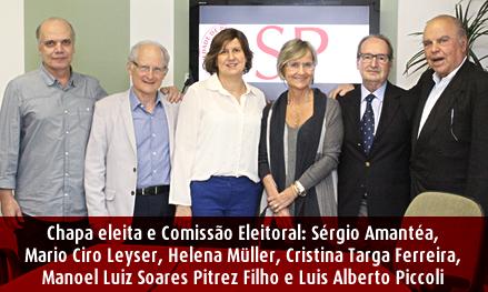 SPRS eleição 2018