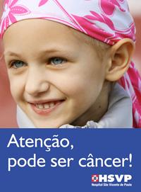 Câncer infantil SPRS HSVP