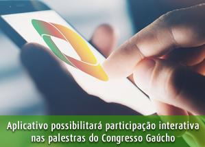 App Congresso Gaúcho de Pediatria SPRS 2018