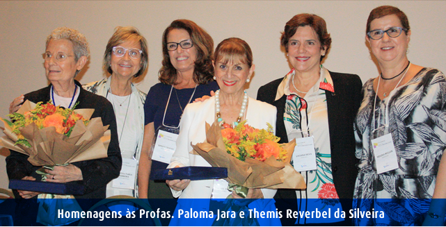 Simpósio Paloma Jara e Themis Reverbel da Silveira SPRS 2018