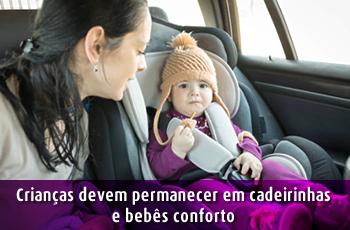 viagens crianças e bebês SPRS