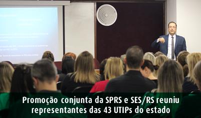 Encontro Triagem Neonatal 2018 SPRS SES/RS