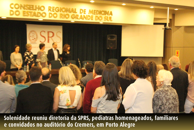 SPRS Pediatras Destaque 2018
