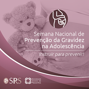 Prevenção da gravidez na adolescência SPRS