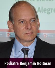 Pediatra Benjamin Roitman