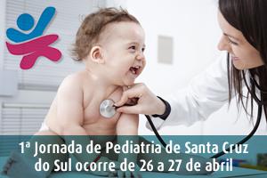 Jornada de Pediatria de Santa Cruz do Sul SPRS