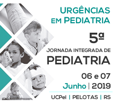 5a Jornada Integrada de Pediatria SPRS Pelotas RS