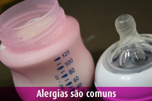 alergia à proteína do leite de vaca SPRS