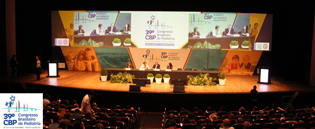 39° Congresso Brasileiro de Pediatria SBP SPRS