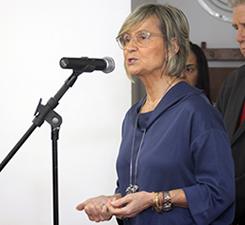 Cristina Targa Ferreira, presidente da Sociedade de Pediatria do RS