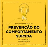 Guia de prevenção do comportamento suicida