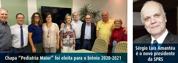 SPRS elege diretoria para o biênio 2020-2021