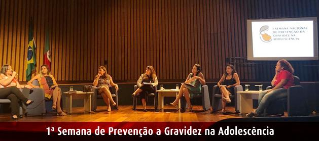 SPRS debate prevenção da gravidez na adolescência