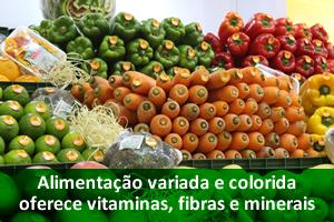 SPRS alimentação saudável para crianças