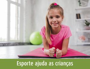 Atividades físicas para crianças na pandemia SPRS