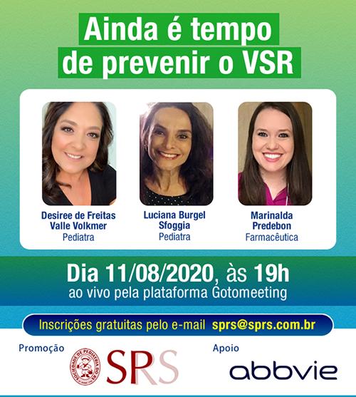 VSR - evento SPRS
