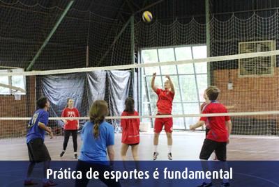 SPRS atividades físicas