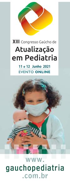 XIII Congresso Gaúcho de Pediatria do RS
